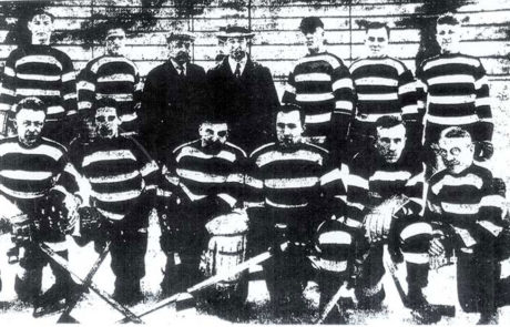 1926-27 RI Reds: RI's First Professional Team
