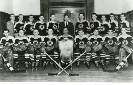1950-51 Brown University Men's NCAA Final Four Team