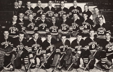 1963-64 Providence College NCAA Final Four Team