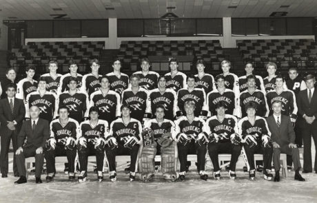 1982-83 Providence College Men's NCAA Final Four Team