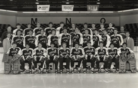 1984-85 Providence College Men's NCAA Final Four Team