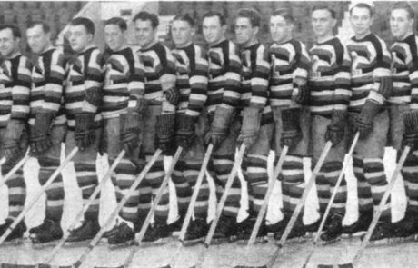"1931-32 RI Reds, Can-Am League ""Fontaine Cup"" Champions"