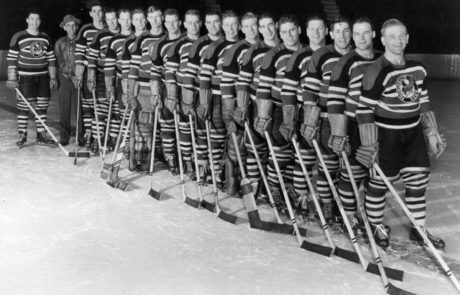 "1948-49 RI Reds, American Hockey League ""Calder Cup"" Champions"