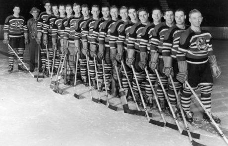 "1948-49 RI Reds, American Hockey League ""Calder Cup"" Champions"
