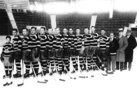 "1929-30 RI Reds, Can-Am League ""Fontaine Cup"" Champions"