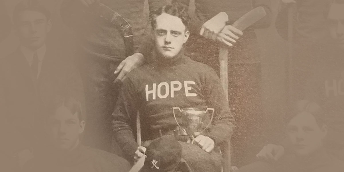 Harold Grimes, Hope