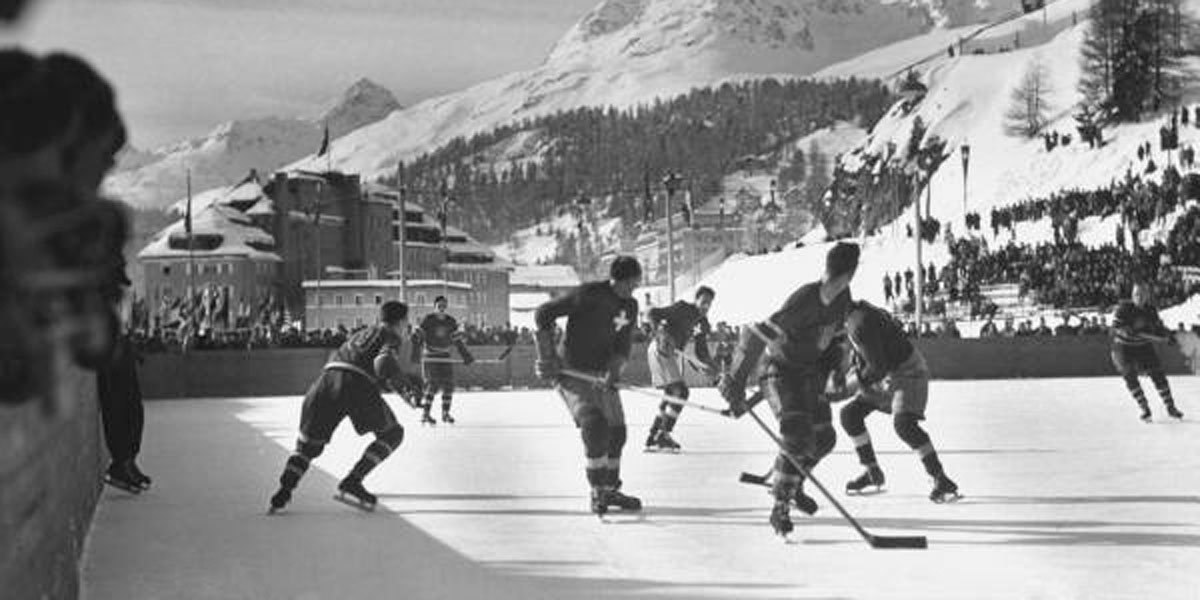 St Moritz Ice Hockey