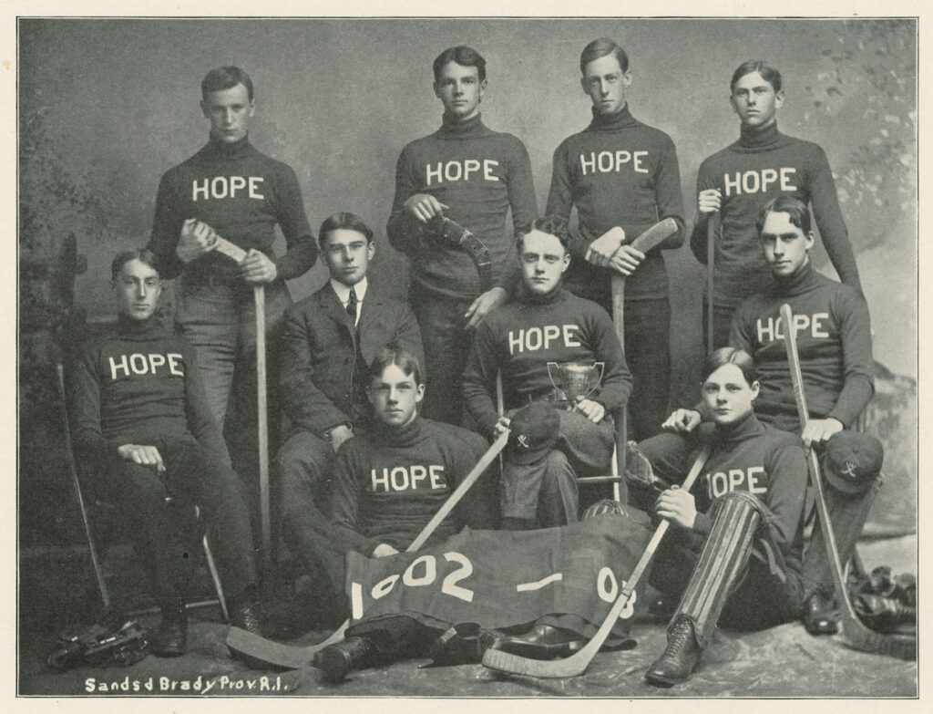 1903 Hope Street State Champs