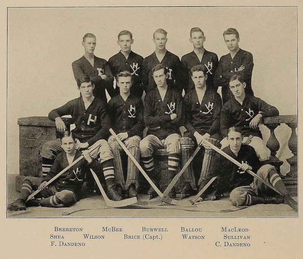 1911 Hope Street State Champs