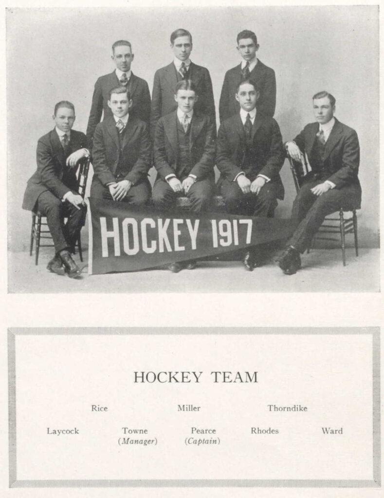 1917 Cranston State Champs