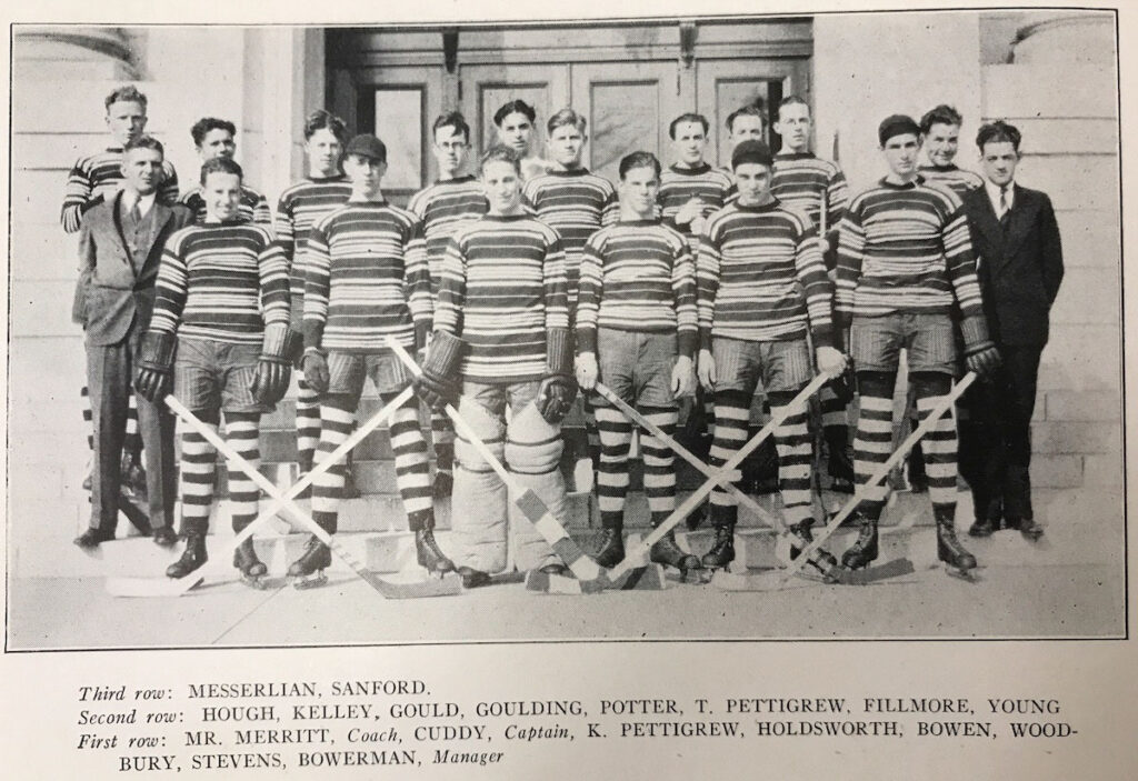 1921 Cranston state champs