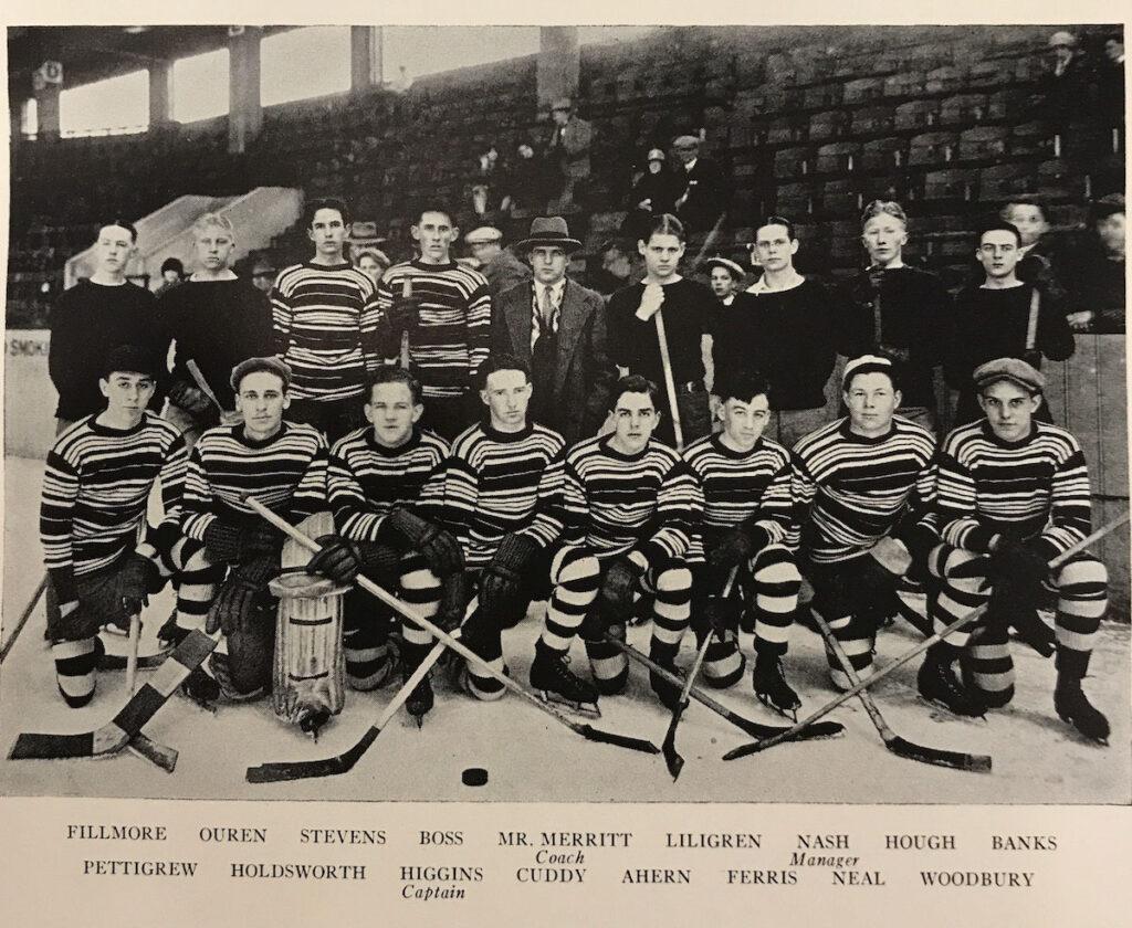 1922 Cranston state champs