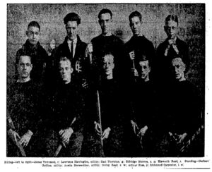 1924 East Providence State Champs