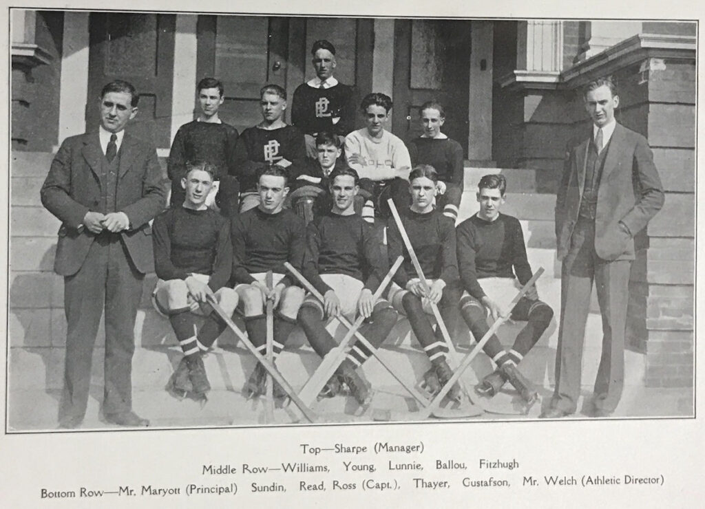 1926 East Providence State Champs
