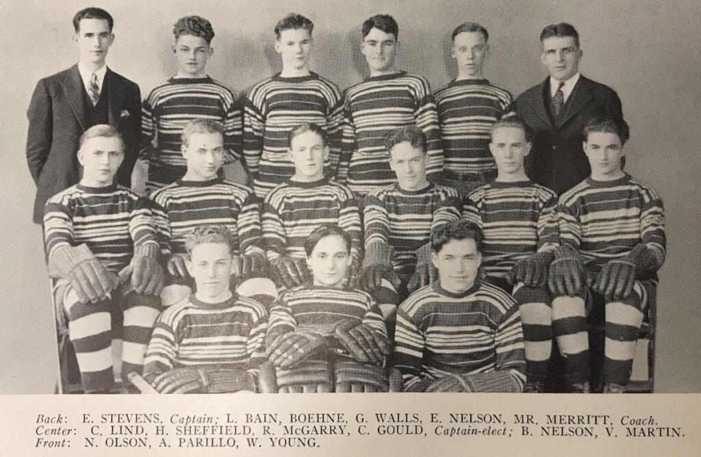 1930 Cranston State Champs