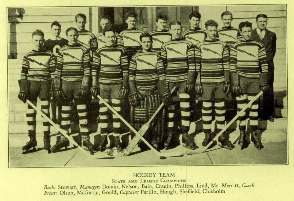 1931 Cranston state champs