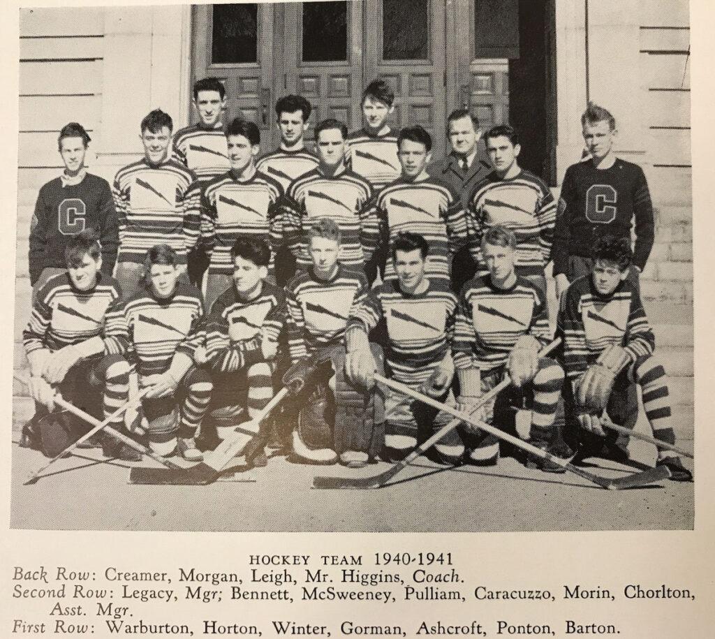 1941 Cranston State Champs