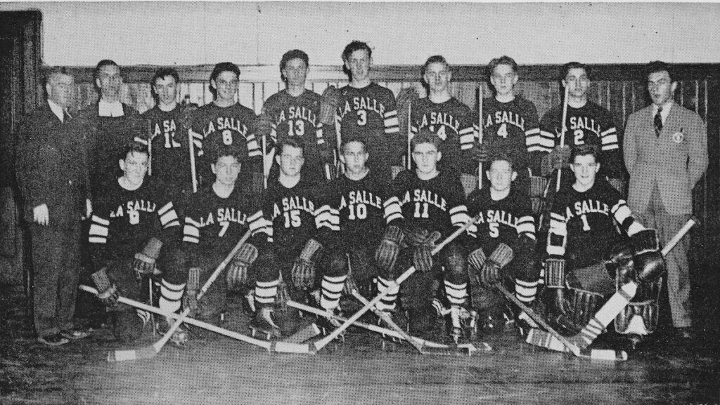 1943 LaSalle State Champs