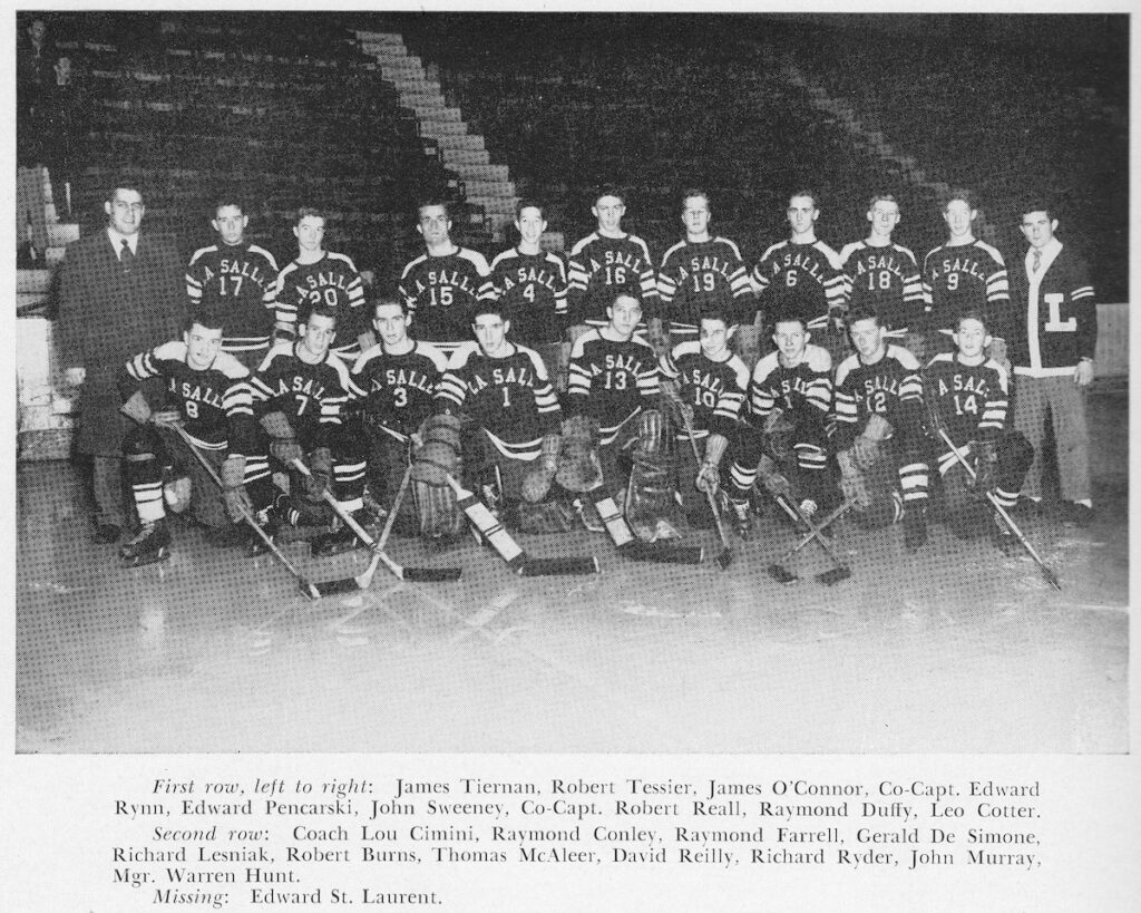 1950 LaSalle State Champs