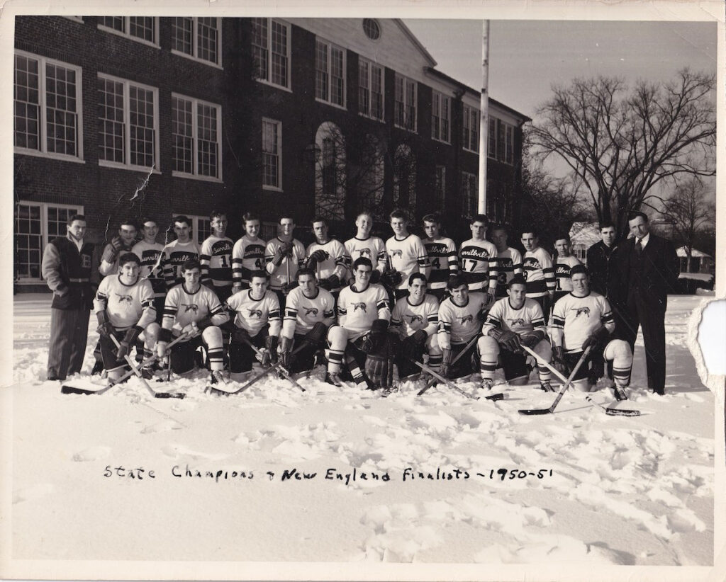1951 Burrillville State Champs
