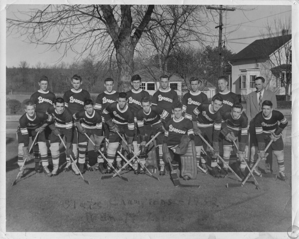 1952 Burrillville State Champs