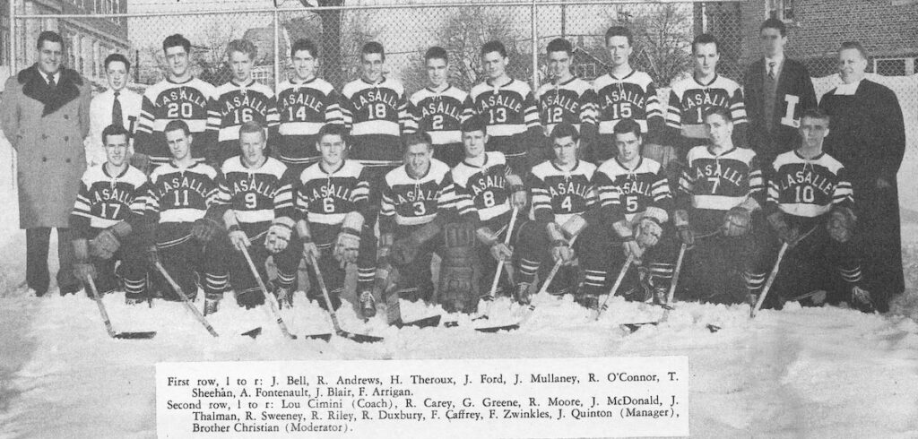 1954 LaSalle State Champs