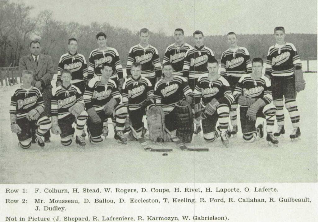 1959 Burrillville RI & NE Champs