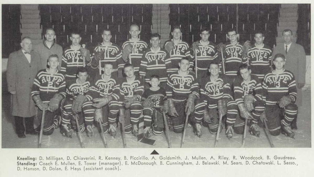 1960 Hope State Champs