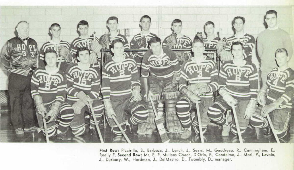1961 Hope State Champs