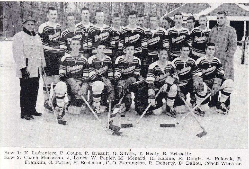 1963 Burrillville RI & NE Champs