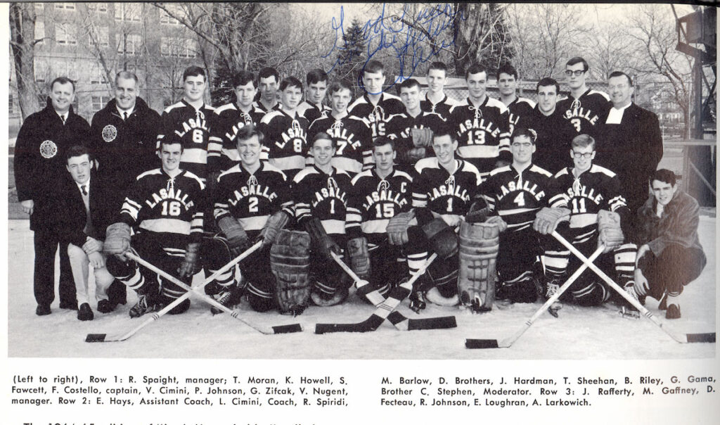 1965 LaSalle State Champs