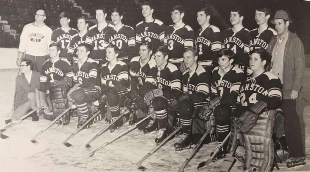1969 Cranston East State Champs