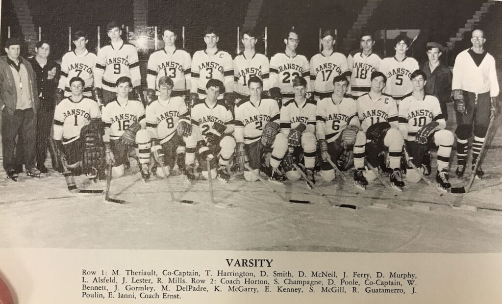 1970 Cranston East State Champs