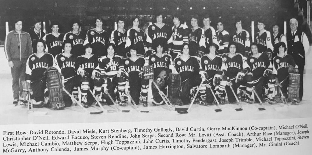 1976 LaSalle State Champs