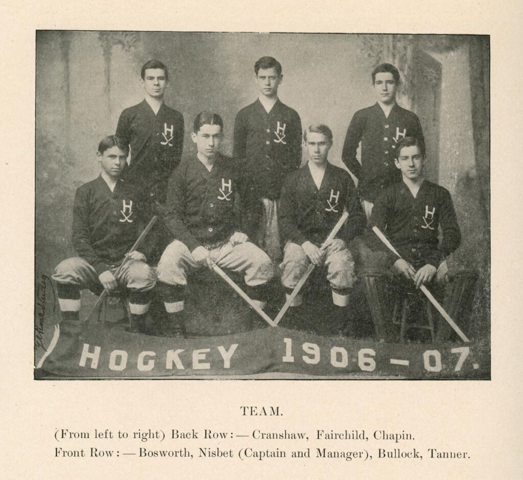 1907 Hope Street State Champs