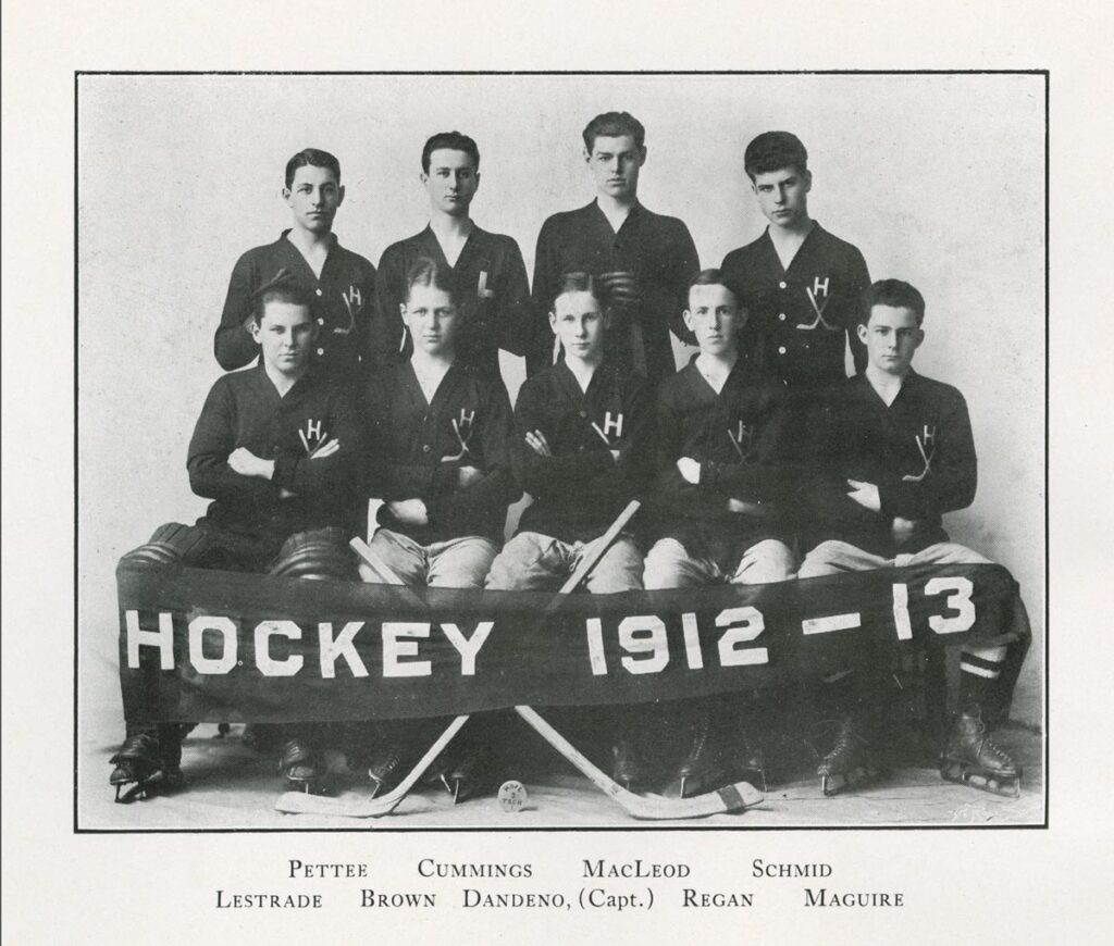 1913 Hope Street State Champs