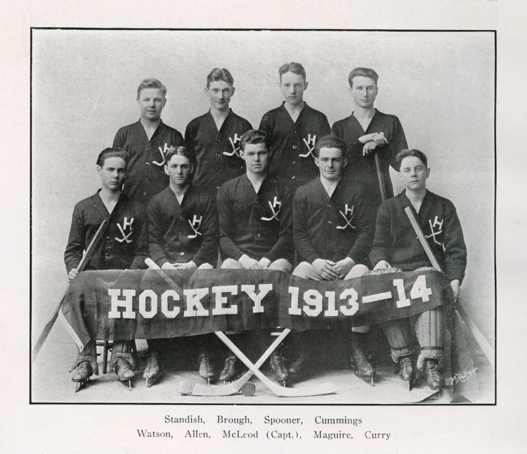 1914 Hope Street State Champs