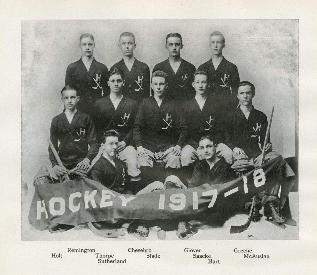 1918 Hope Street State Champs