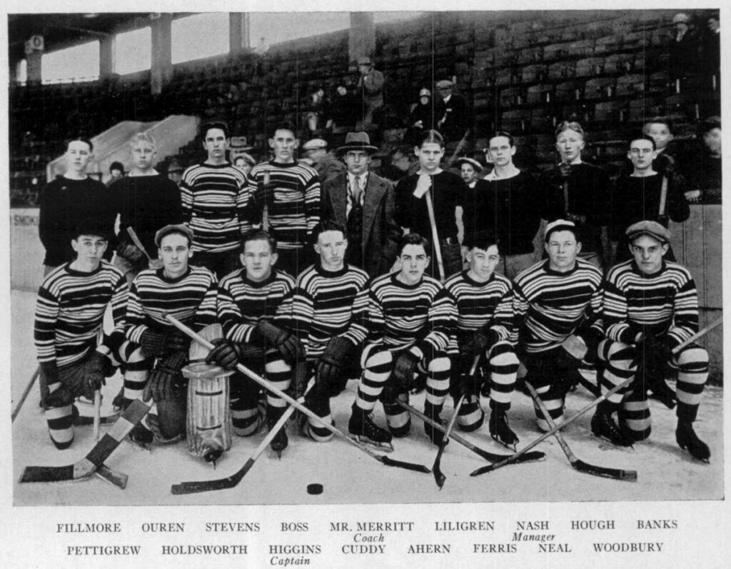 1927 Cranston State Champs