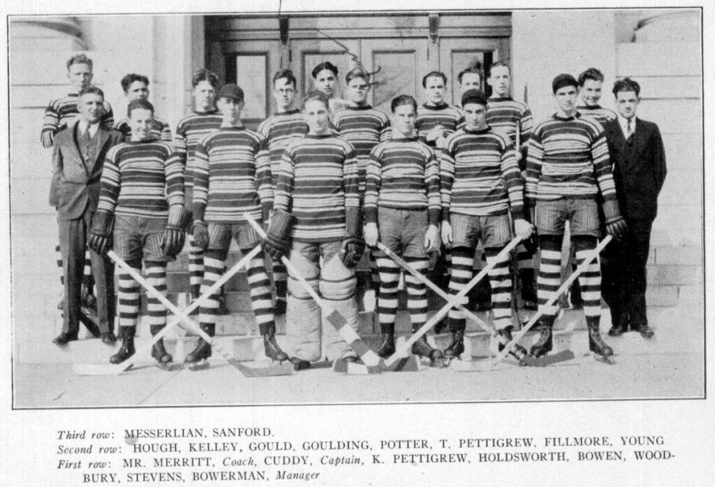 1928 Cranston State Champs