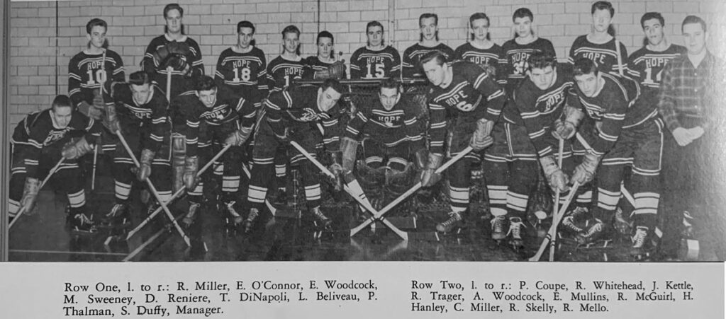 1956 Hope State Champs