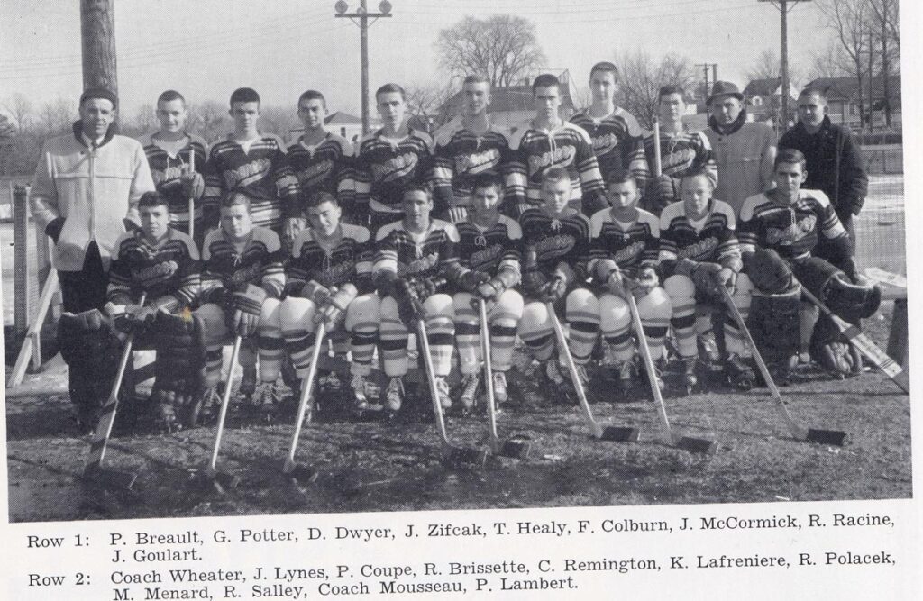 1962 Burrillville State Champs
