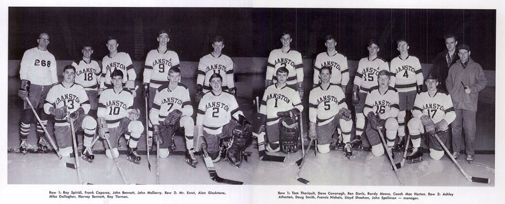 1967 Cranston East State Champs