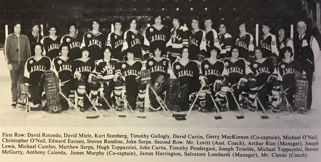 1977 LaSalle State Champs