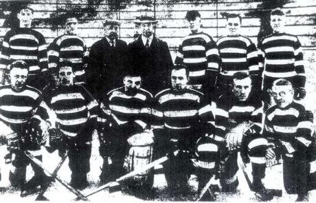 1926-27 RI Reds: RI's First Professional Team