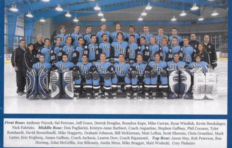 2005-06 URI ACHA Division I Champions
