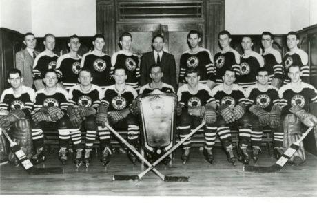1950-51 Brown University Men's NCAA Final Four Team