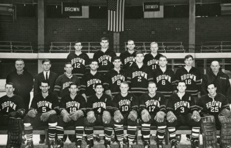 1964-65 Brown University Men's NCAA Final Four Team